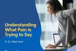 Understanding What Pain Is Trying to Say - Ft. Dr. Matt Hunt